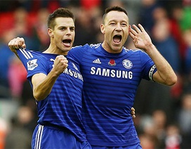 Nhìn lại chiến thắng của Chelsea trên sân Liverpool