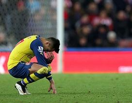90 phút đầy đọa của Arsenal diễn ra ở Britannia