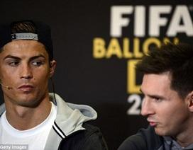 """""""Sao"""" Barcelona ra mặt bênh C.Ronaldo"""