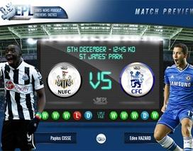 Newcastle - Chelsea: Phục hận hay ôm hận?