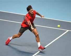 Federer nghiền nát Murray, cùng Nishikori vào bán kết