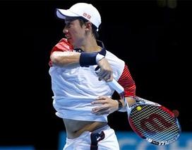 Nishikori cho Murray nếm trái đắng