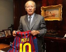Cựu chủ tịch Barca đi tù vì tội hối lộ