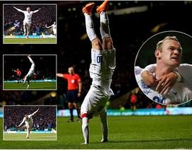 Nhìn lại màn tỏa sáng rực rỡ của Rooney