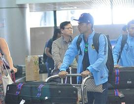 Đội tuyển Malaysia bay hãng hàng không giá rẻ sang Việt Nam