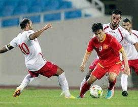 Phung phí cơ hội, đội tuyển Việt Nam gục ngã trước Palestine
