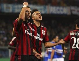 Sampdoria 2-2 AC Milan: Rượt đuổi nghẹt thở