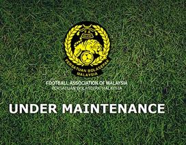 Trang web của VFF và LĐBĐ Malaysia bị hacker tấn công