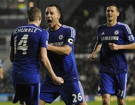 Chelsea có mặt ở bán kết League Cup