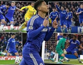 Chelsea dễ dàng tìm lại hương vị chiến thắng