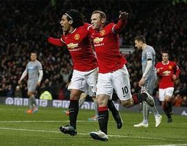 """Rooney chọn """"quà đẹp"""" tặng Manchester United"""