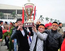 An ninh trận tuyển Việt Nam - Malaysia được thắt chặt