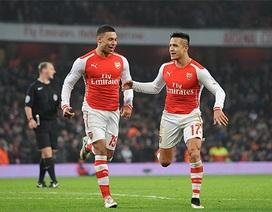 ĐKVĐ Arsenal khởi đầu suôn sẻ