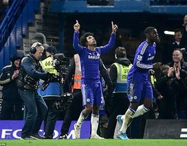 Chelsea thắng Everton nhờ bàn thắng muộn