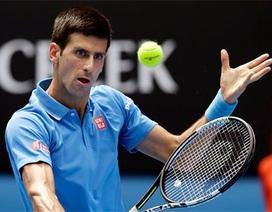 """Djokovic, Serena Williams cùng qua """"ải"""" đầu"""