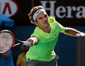 Federer, Murray đua nhau phô diễn bản lĩnh