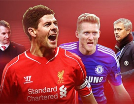 Liverpool - Chelsea: Quyết chiến ở Anfield
