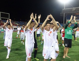 Hé lộ bản danh sách đội tuyển Olympic Việt Nam