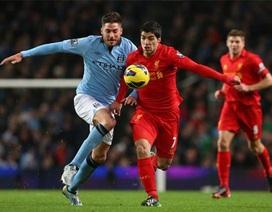 Liverpool gặp Man City: Bội thu bàn thắng