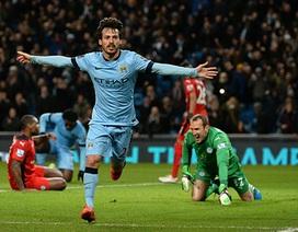 Về nhà, Man City tìm lại niềm vui chiến thắng