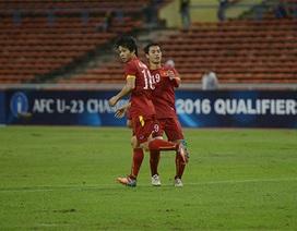 Đại thắng U23 Macau, U23 Việt Nam rộng cửa đi tiếp