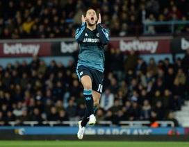 Hazard tỏa sáng, Chelsea vững vàng ở ngôi đầu