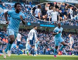Man City đại thắng, gây áp lực cho Chelsea