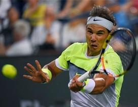 Nadal, Federer khởi động nhẹ nhàng