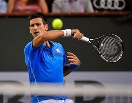 Djokovic, Murray và Nishikori cùng nếm trải gian nan