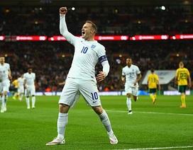 Rooney, Kane thăng hoa, tuyển Anh thắng đậm