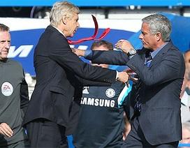 12 trận so tài giữa Mourinho và Wenger