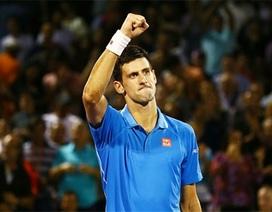 """Djokovic lại chạm mặt """"gã khổng lồ"""" Isner"""