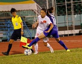 Thua Thái Lan, tuyển nữ Việt Nam tan mộng vô địch