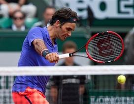 Federer, Wawrinka đi tiếp, Halep thành khán giả