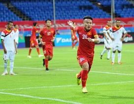 U23 Việt Nam 4-0 U23 Đông Timor (hết giờ)
