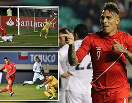 """Đại thắng Bolivia, Peru tiếp tục """"nuôi mộng bá vương"""""""