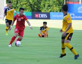 U23 Việt Nam - U23 Malaysia: Không thể thua