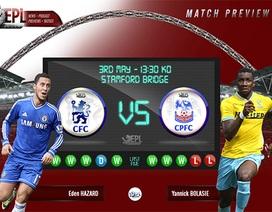Chelsea - Crystal Palace: Đón tân vương