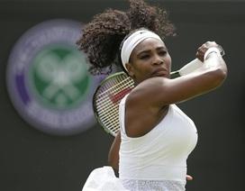 Serena Williams, Sharapova khởi đầu suôn sẻ