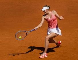 Serena Williams, Sharapova cùng bị loại
