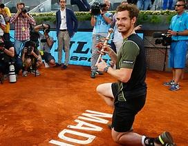 Hạ gục Nadal, Murray vô địch Madrid Open