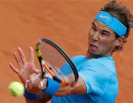 """Nadal, Djokovic bước chậm qua """"ải đầu"""""""