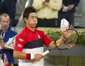 Nishikori chiến đấu với Murray cho vé vào chung kết