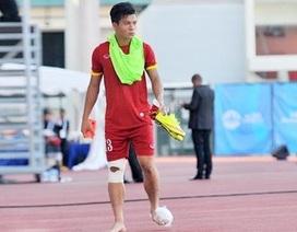 Tấn Tài chia tay U23 Việt Nam