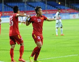 Thắng đậm U23 Đông Timor, U23 Việt Nam giành vé vào bán kết