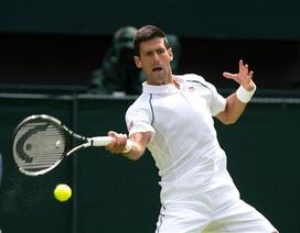 Ngày 3 - Wimbledon: Djokovic,Wawrinka bắt đầu vòng hai