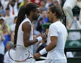 Nadal lại sớm trở thành khán giả của Wimbledon
