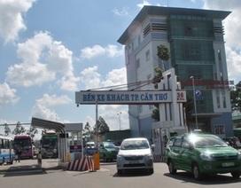 TP Cần Thơ yêu cầu Công ty bến xe ngừng thu phí sân đường