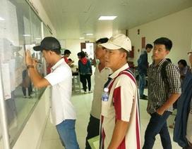 Trường ĐH Phạm Văn Đồng công bố điểm trúng tuyển