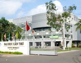 Trường Đại học Cần Thơ công bố điểm chuẩn chính thức